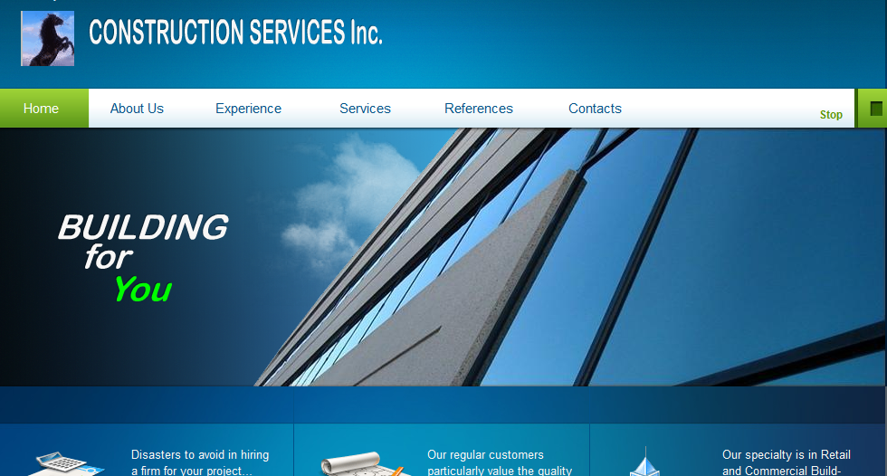 Construction Services Inc.